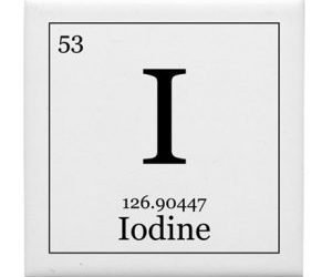 Let's Talk About Iodine